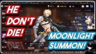 [Epic Seven] Moonlight summon: Sven Immortal! 😎