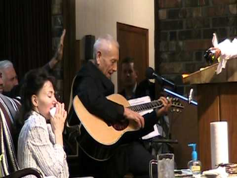 Brother David Terrell Prayer and song Troubled waters 12-21-10
