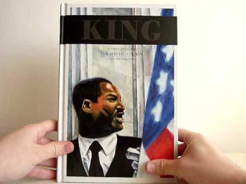 King: The Special Edition by Ho Che Anderson - video preview