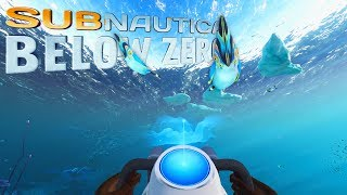 CATCHING PENGLINGS + SEAGLIDE!! | Subnautica Below Zero [#2]