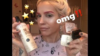 *NEW* Make Up Revolution Make up !! Jelly Highlighters, Glitter Paste, Glow Spray YEA BABY!