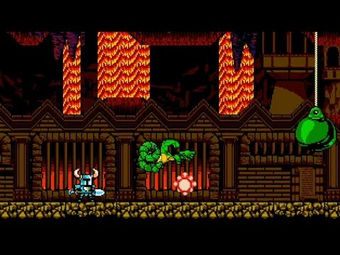 Shovel Knight BATTLETOADS gameplay (Xbox One) Video Game Let's Play - Mike Matei & Ryan