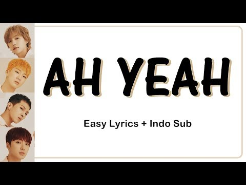 WINNER - AH YEAH Easy Lyrics By GOMAWO [Indo Sub]