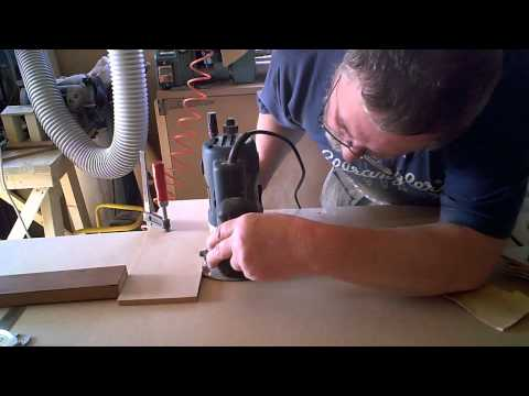 Homemade Router Table New Top