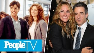 Dermot Mulroney Dishes On Julia Roberts, 'Iconic Scene' From 'My Best Friend's Wedding' | PeopleTV