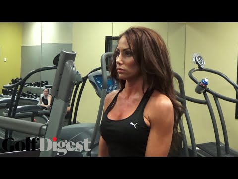 What's New With Holly Sonders? | Golf Digest Photo Shoots