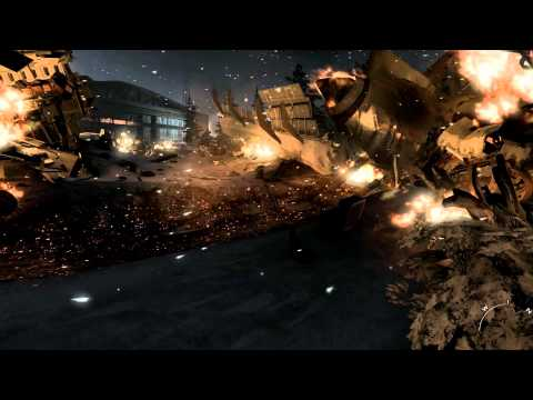 Call of Duty 8 Modern Warfare 3 - Acto 1 Mision 5 Turbulencia - Español HD