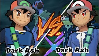 Pokemon Battle Challenge 11 | Dark Ash Vs Dark Ash (Hoenn & Kalos)