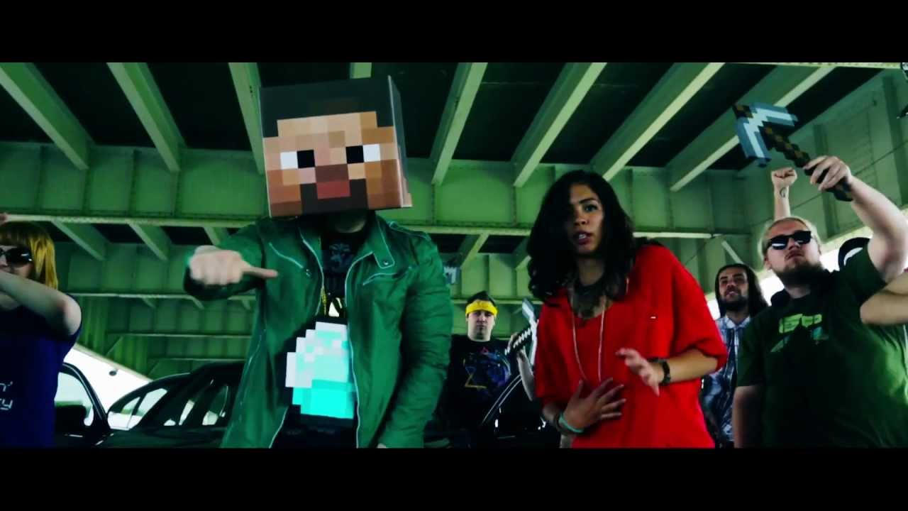 I Came to Dig (MINECRAFT RAP) Official Music Video - TryHardNinja Ft CaptainSparklez - YouTube