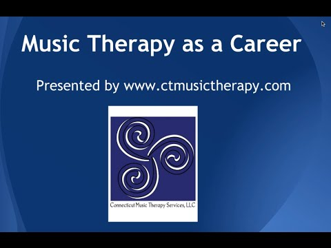 Music Therapy As A Career