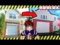 I Made My Real Life House in Roblox Bloxburg! -- A House Tour