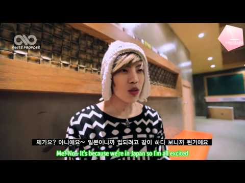 INSPIRITSUBS Infinite White Confession BTS Sunggyu Dongwoo