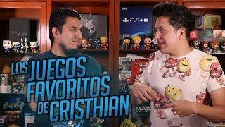 Tag Gamer con Criss Cross (Los juegos preferidos del Crew #1)