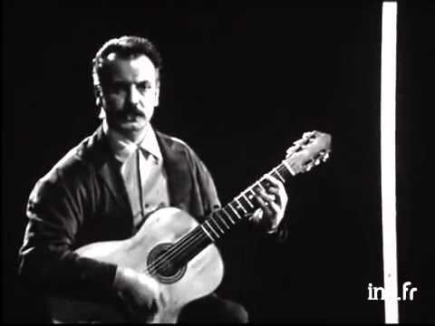 Georges Brassens - Lauvergnat