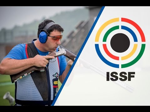 Finals Trap Men - ISSF World Cup in all events 2014, Beijing (CHN)