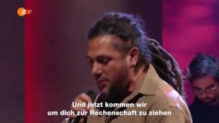 SULTAN TUNC // ZDF // LIVE // ASPEKTE // MR GENELKURMAY
