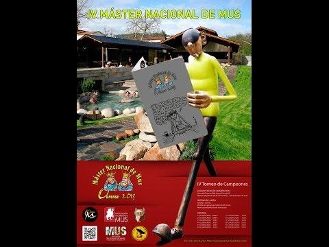 Master nacional de mus Ourense 2013. Segunda jornada.