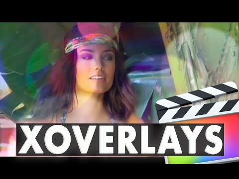XOverlays plugin for Final Cut Pro X