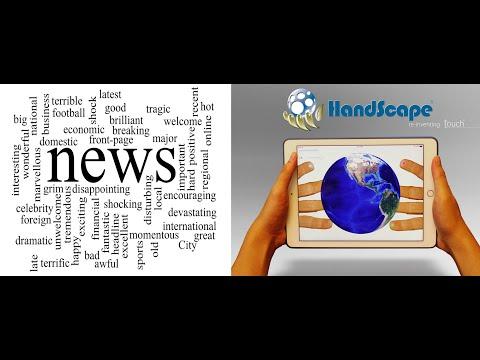 Computer America - News!; Handscape
