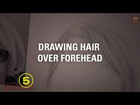 DRAWING WHITE HAIR (Art Studio Lesson 27 Excerpt)