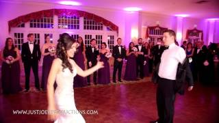 Download Lagu Amazing First Dance- Bride and Groom kill it at their wedding!- Stephanie & Steve- Belvoir Mansion Gratis STAFABAND