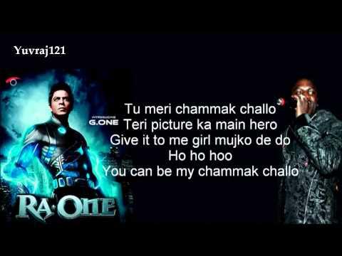 Akon - Chammak Challo - Shahrukh Khan Karena Kapoor ( Movie...