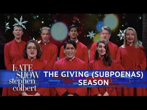Robert Mueller's 12 Days Of Christmas