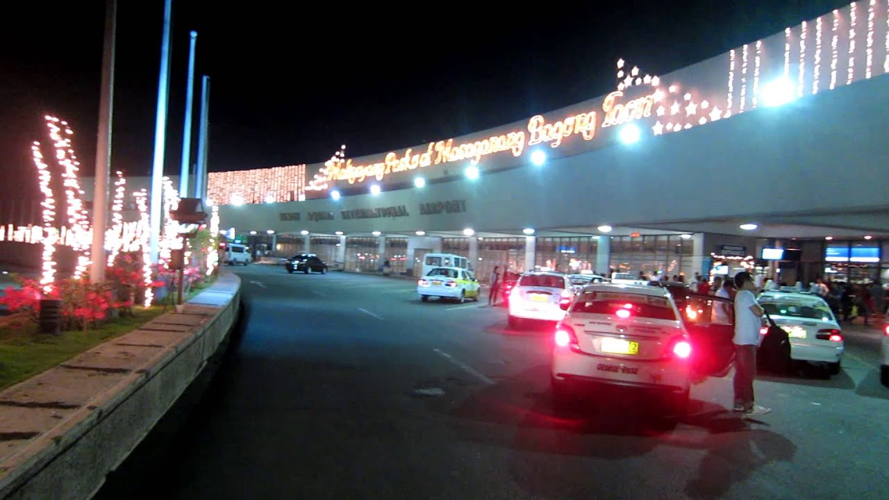 Airport Naia Terminal 1