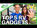 Top 5 Gadgets for RV Life (Must Have accessories for RV Living)