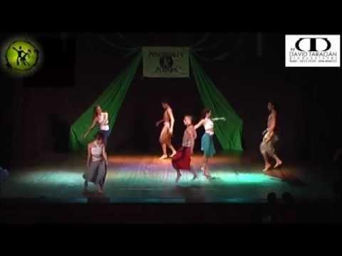 Danza Uruguaya - Huella