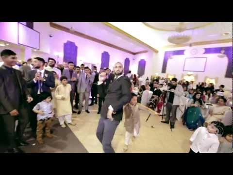 Asian Wedding Videography With Cinematics Using Dslr Cameras In Manchester - Nawaab Restaurant video