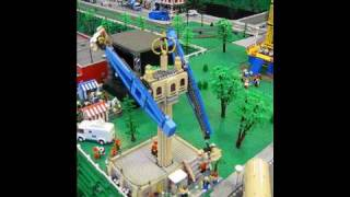 LEGO NXT Vertigo at LEGO World 2010 in Copenhagen