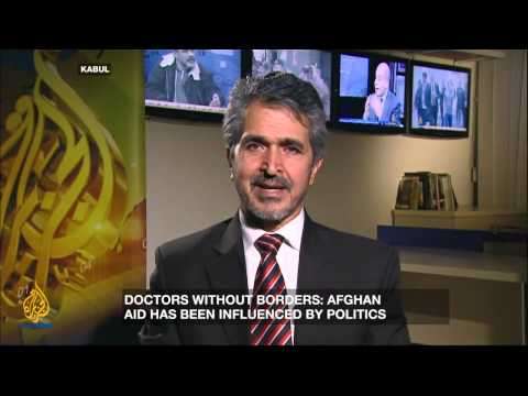 Inside Story - The ill state of Afghanistan's healthcare