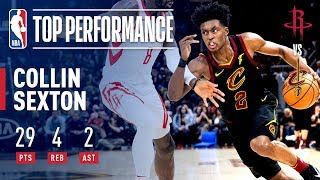 Collin Sexton Leads Cavaliers to Victory with Career High 29 Points! | November 24, 2018