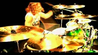HAVOK - Covering Fire - Pete Webber Drum Cam