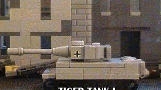 Lego World of Tanks: Battle of Stalingrad