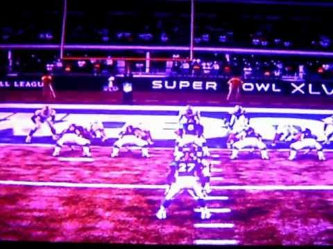 Madden NFL 11 Super bowl Denver Broncos VS Dallas Cowboys AMAZING PLAY!