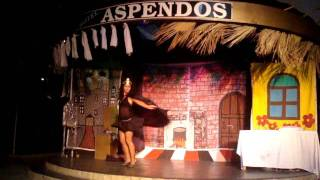 Aspendos. SnowWhite - 9. Strip dance