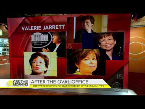 "Valerie Jarrett: President Obama will be ""citizen like everybody else"""
