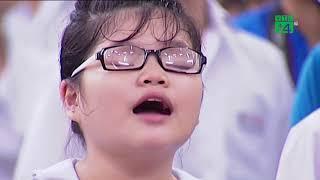 Lễ khai giảng của học sinh khiếm thị tại TP HCM| VTC14