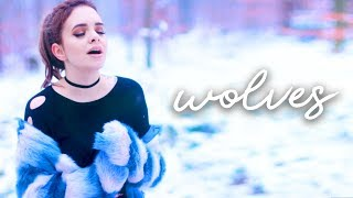 Download Lagu Selena Gomez, Marshmello - Wolves (Cover) 🐺 | Alycia Marie Gratis STAFABAND