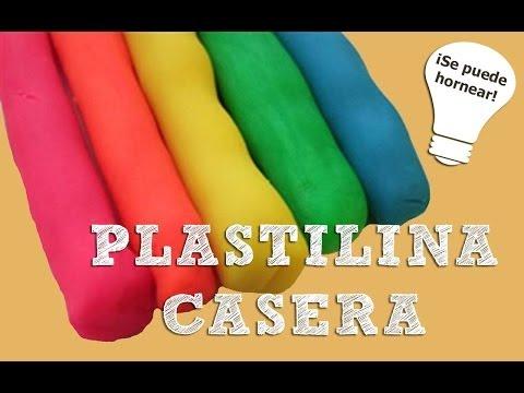 Plastilina Casera para Niños | Manualidades para Niños