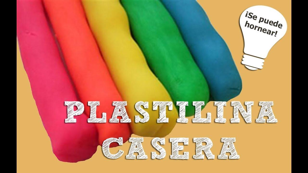 Plastilina casera para ni os manualidades para ni os - Trabajos caseros para hacer en casa ...