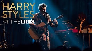 Harry Styles - Girl Crush At The BBC