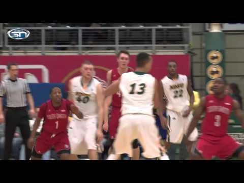 Men's Basketball -  South Dakota at North Dakota State Post-Game Recap