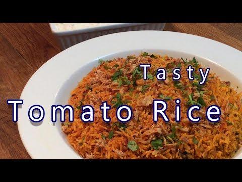 Tasty Tomato Rice