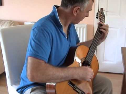 The Ugly Duckling for Classical guitar