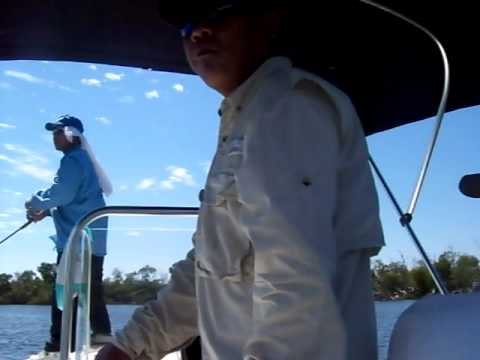 Riley-family boating at pine island sound florida