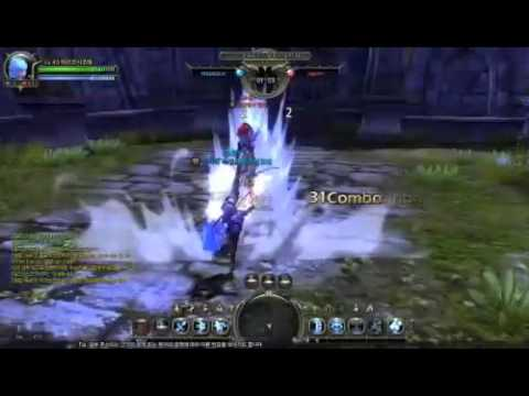 Dragon Nest KR PREVIEW NEW SKILLS!