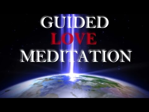 Guided Meditation for Love/Relationship Healing Meditation **POWERFUL! **